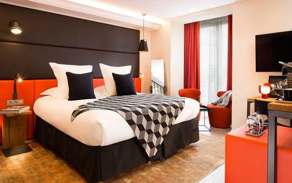 Terrass Hotel Montmartre by MH le abre sus puertas