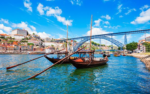 Tranquilidad con crucero por el Duero y cata de vinos