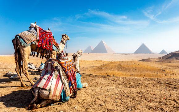 Circuito en 5* con crucero por el Nilo y vuelos