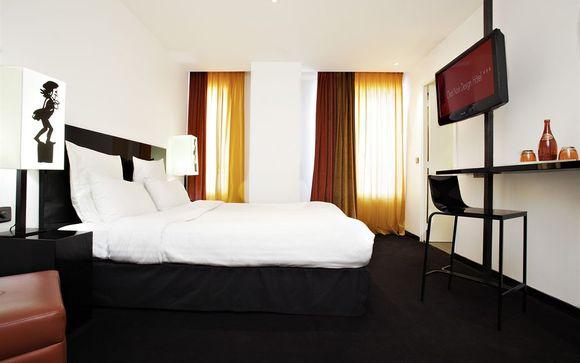 Tu hotel 4*