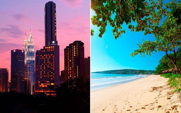 DoubleTree By Hilton Kuala Lumpur 5* y The Sintesa Jimbaran 5*