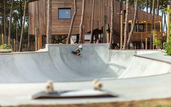 Bukubaki Eco Surf Resort 4*