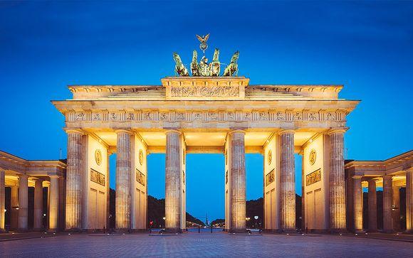 Circuito de 6 noches en dos bellas capitales europeas