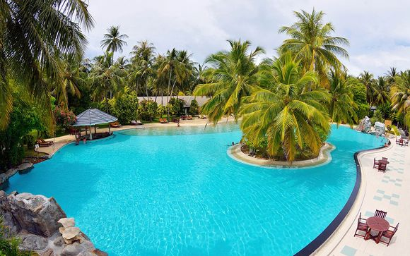 Hotel Sun Island Resort & Spa 4* Sup