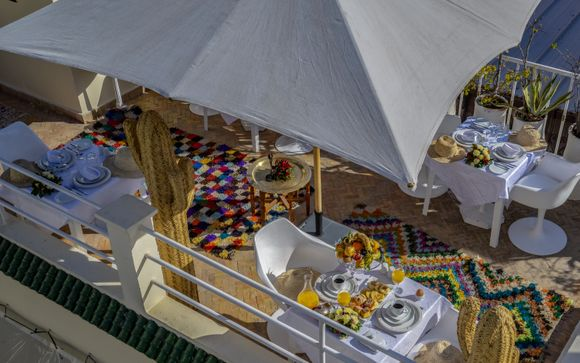 Hotel Du Trésor Riad & Spa