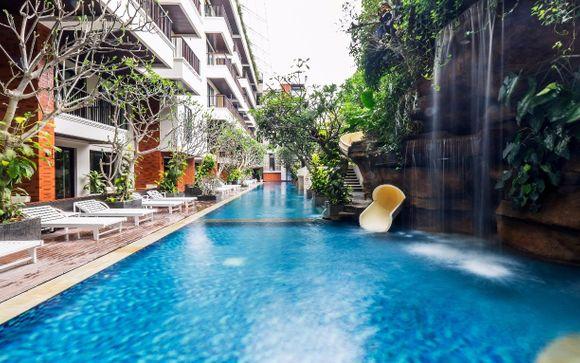 Indonesia Seminyak -  Jambuluwuk Oceano Seminyak 5* con posible preextensión en Singapur desde 2...