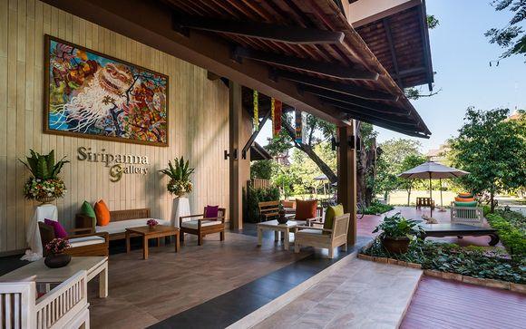 Siripanna Villa Resort 4*, en Chiang Mai