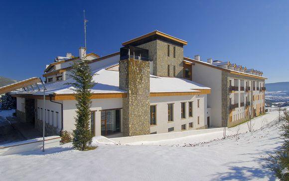 Jaca - Hotel Real Golf & Spa Badaguás 4*
