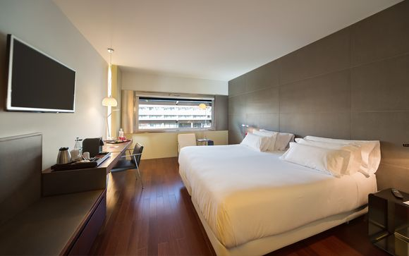 NH Collection Barcelona Constanza 4*