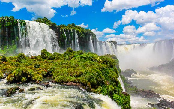 Buenos Aires, Iguazú y Ushuaia