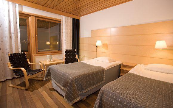 Levi Hotel Spa 4*