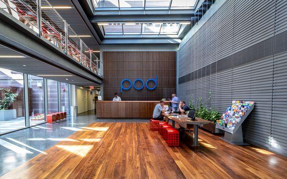 Confortable estética industrial chic y buena ubicación