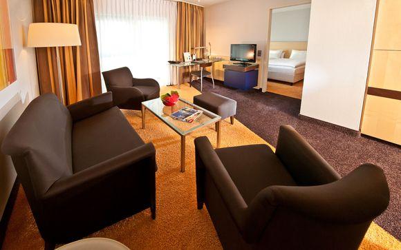 Hotel Dorint an der Messe Köln 4*