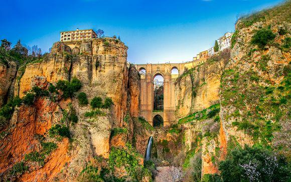 Andalucía con Costa del Sol y Toledo