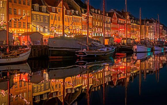Puente de Diciembre en Copenhague