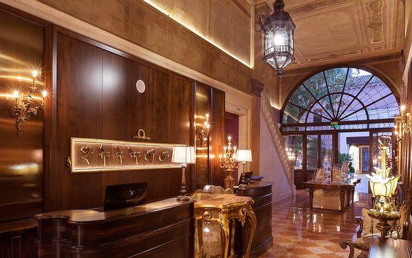 Italia Venecia - Palazzo Venart Luxury Hotel 5* desde 313,00 €