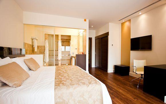 Hotel & Winery Señorío de Nevada 4*