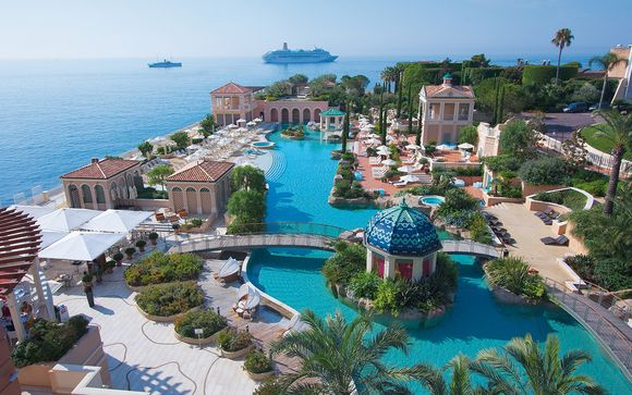 Hotel Monte Carlo Bay & Resort 4*