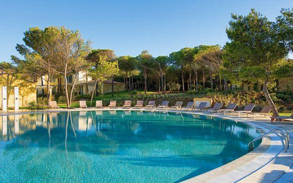 Italia Narbolia Is Arenas Resort 5* desde 188,00 €