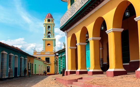 Esencia cubana en la capital y todo incluido en la playa