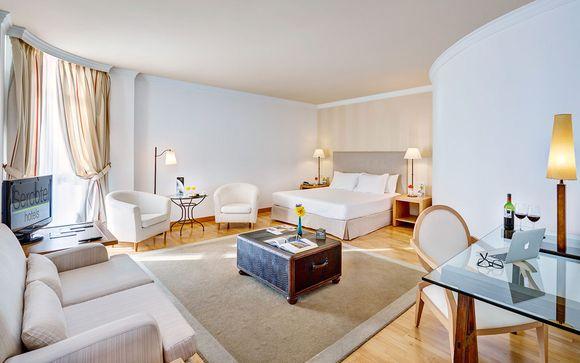 Hotel Sercotel Villa de Laguardia 4*