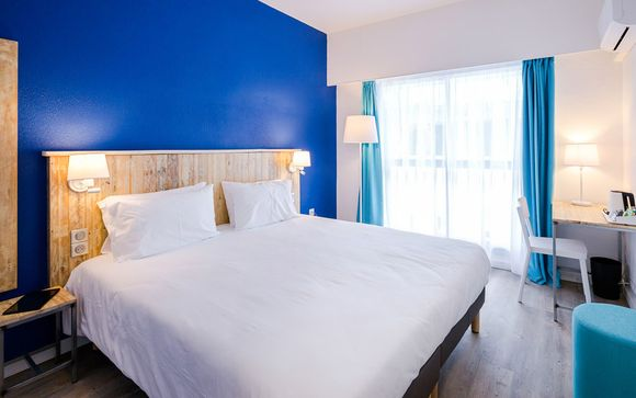 Hôtel Le Grand Bleu