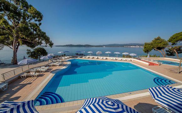 Croacia Orebic Hotel Bellevue 4* desde 105,00 €
