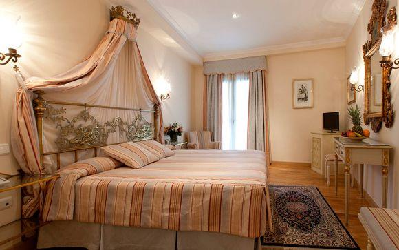 El Hotel Doña María 4* le abre sus puertas