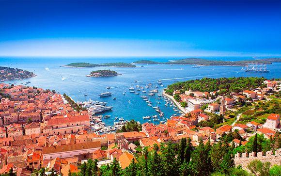 Vacaciones con media pensión en el Adriático