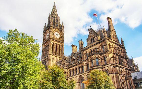 Reino Unido Manchester  Macdonald Manchester Hotel  Spa 4* desde 114,00 €