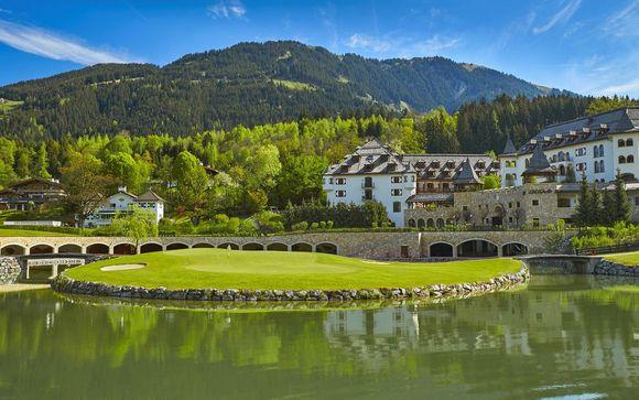 Austria Kitzbuehel - A-ROSA Resort Kitzbühel 5* desde 109,00 €