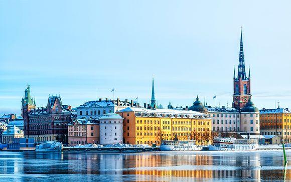 Año Nuevo en el Báltico