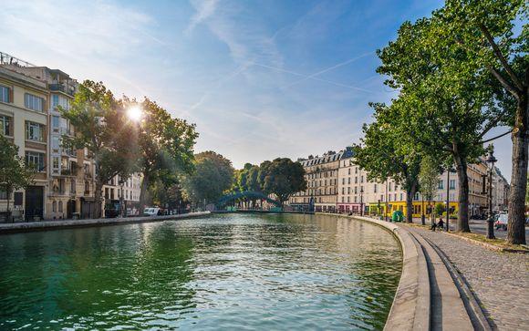 Francia París - Renaissance Paris Republique 5* desde 95,00 €