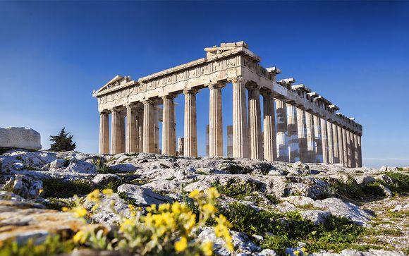 Atenas y la costa griega te esperan