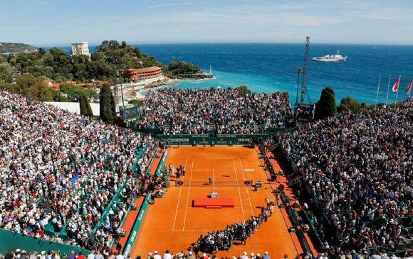 Hotel Le Meridien Beach Plaza 4* & Monte Carlo Rolex Masters
