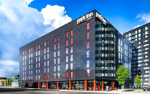 Park Inn by Radisson Manchester City Centre 4*