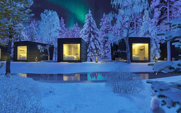 Experiencia de lujo en Finlandia