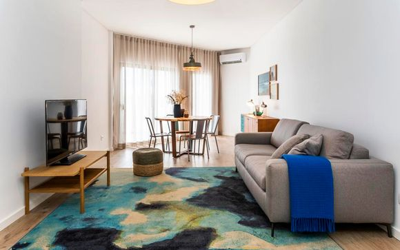 You and the sea - Ericeira Hotel and Apartments 4*