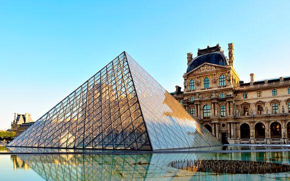 Hotel Etoile Saint Honoré 4* con entrada al Louvre