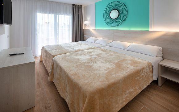 Hotel SuneoClub Costa Brava 4*