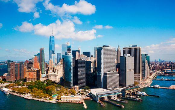 Escapada a Nueva York