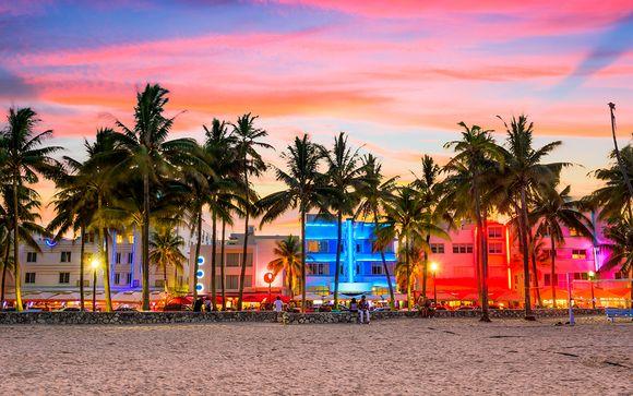 México Cancún - Royal Palm South Beach Miami 4* y Ocean Riviera Paradise 5* desde 1.228,00 €