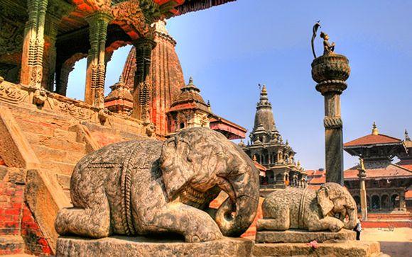 Nepal: paisajes y templos 7 noches