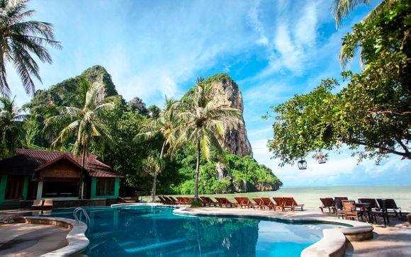 Tailandia Bangkok - Nouvo City Hotel 4* y Railay Princess Resort & Spa 4* desde 1.077,00 €