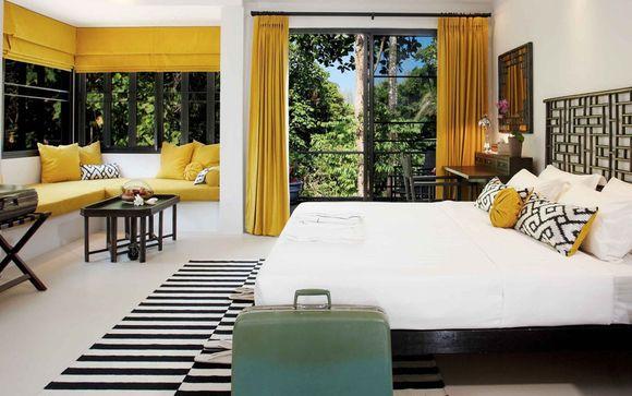 El Hotel Moracea by Khao Lak Resort le abre sus puertas