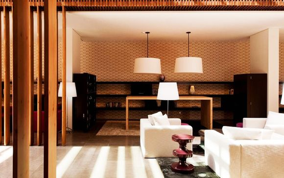 Portugal Lisboa – Inspira Santa Marta Hotel &amp Spa 4* desde 99,00 ? Lisboa Portugal en Voyage Prive por 99.00 EUR€