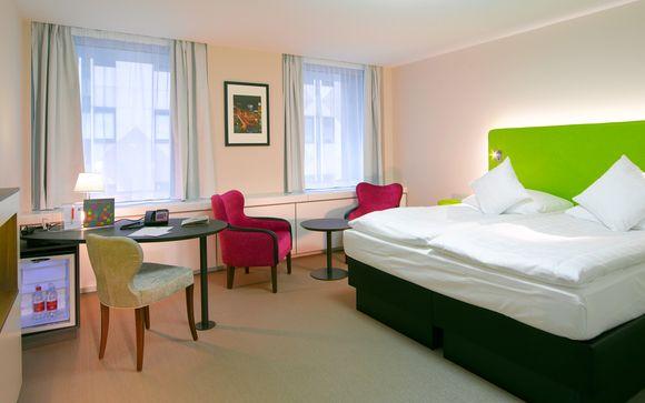 Thon Hotel EU 4* (solo con oferta 2)