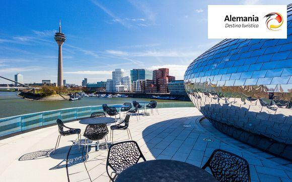 Alemania Dusseldorf - Ópera de Düsseldorf y Steigenberger Parkhotel 5* desde 567,00 €