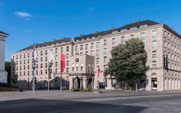 Hotel Wyndham Duisburger Hof 4*