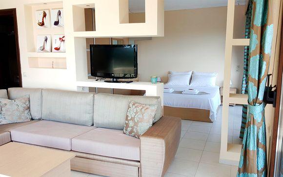 Bungalow White Apartments & Suites